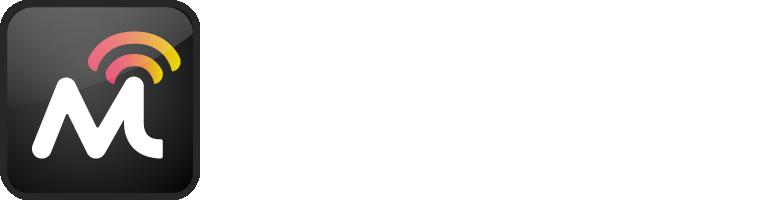 Radio Para Mi DL Logo White